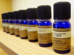 Aromatherapy Training Essential Oils