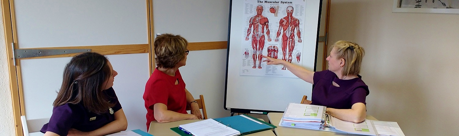 Complementary Therapy Teaching Nottingham